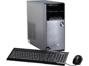 ASUS M32-BF SERIES TOWER/KEYBAORD/MOUSE-MINT