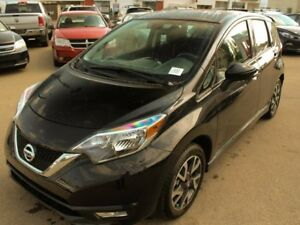 2017 Nissan Versa Note 2017 CLEARANCE SR: ALLOY WHEELS, AUTO, BA