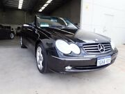 2004 Mercedes-Benz CLK320 A209 MY05 Avantgarde 5 Speed Automatic Cabriolet Wangara Wanneroo Area Preview