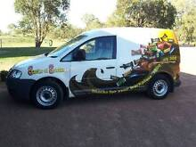 2 Mobile Stacks of Snacks Confectionery Franchises Mitchell Gungahlin Area Preview
