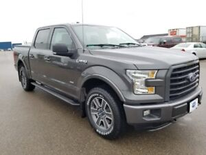 2015 Ford F-150 XLT (Sport Package, Backup Camera)
