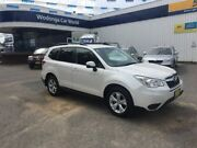 2013 Subaru Forester S4 MY13 2.5i Lineartronic AWD White 6 Speed Constant Variable Wagon Wodonga Wodonga Area Preview