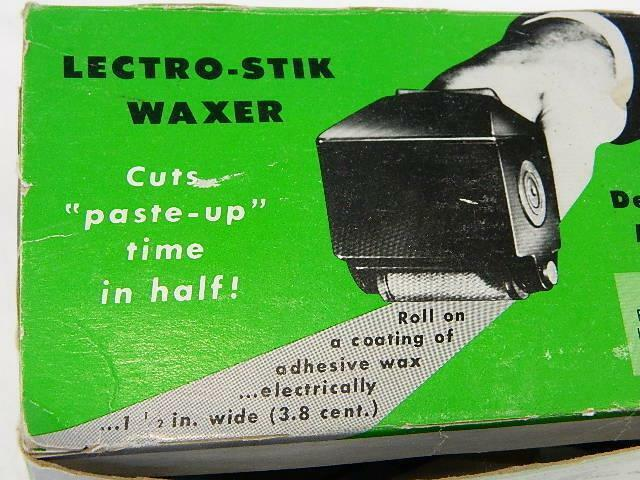 Lectro-Stick Waxer - Luxe Model With Accessories