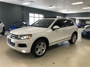 2012 Volkswagen Touareg Highline*NAVIGATION*PANO*ONE OWNER*
