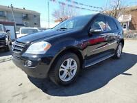 2008 MERCEDES-BENZ ML320 CDI 4MATIC (CUIR, TOIT, NAVI, FULL!!!)