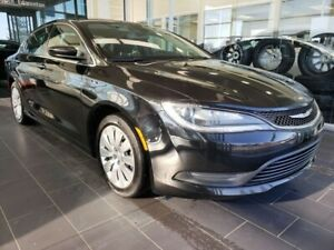 2016 Chrysler 200 LX, ACCIDENT FREE, BLUETOOTH