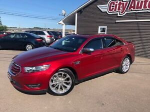 2017 Ford Taurus 2017 Ford Taurus - 4dr Sdn Limited AWD