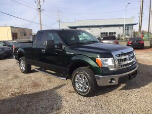2014 FORD F150 5.0L 4X4 XTR SUPERCAB SHORT BOX