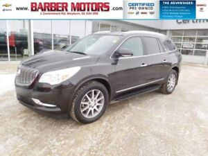 2014 Buick Enclave Leather, DVD, LEATHER