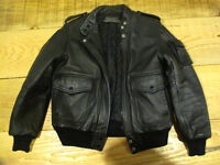 Harley-davidson hein gericke vintage leather jacket