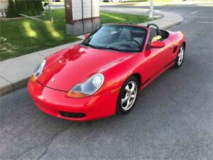 1999 Porsche Boxster ** 5 Speed ** Convertible