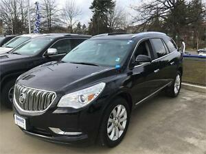 2016 Buick Enclave PREMIUM black DVD NAV top of the line