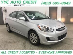 2015 Hyundai Accent *$99 DOWN EVERYONE APPROVED*