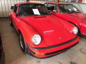 Collectable Classic Cars - 1983 Porsche 911 Coupe Woodside Adelaide Hills Preview