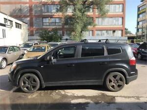 2012 Chevrolet Orlando LT 4Cylinder 2.4L