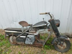 Cushman Scooter Wanted
