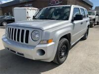 2010 Jeep Patriot Sport Laval / North Shore Greater Montréal Preview