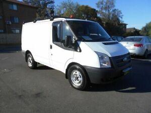 2012 Ford Transit VM MY12 Update Low (SWB) White 6 Speed Manual Van Bankstown Bankstown Area Preview