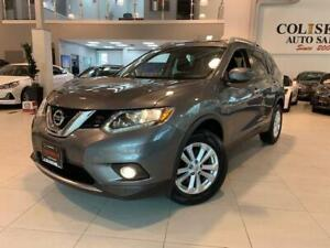 2016 Nissan Rogue SV-AWD-PANORAMIC ROOF-BACK UP CAMERA-HEATED SE