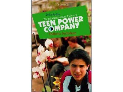 Die geheimnisvollen Fälle der Teen Power Company, Tödliche Orchideen -