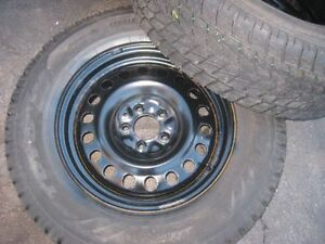 245/70R17 Open Country GSi-5 and rims