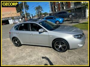 2011 Subaru Impreza MY11 RX (AWD) Silver 4 Speed Automatic Hatchback Homebush Strathfield Area Preview