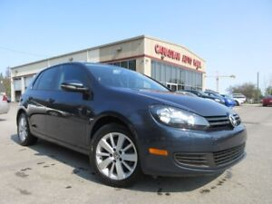 2013 Volkswagen Golf 2.5L HTD. SEATS, BT, ALLOYS, 60K!