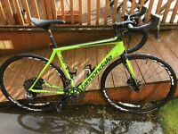 Used Cannondale Synapse Carbon Disc Ultegra Di2 2016 Road Bike 54 - 4 months old pristine condition