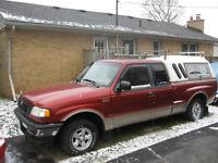 1998 Mazda B4000 SE Pickup Truck