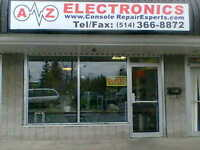 A to Z Electronics, buying and selling games since 2000