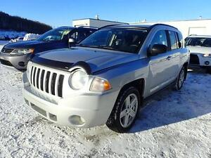 2010 JEEP COMPASS SPORT 4 CYL GAS SAVER CLEAN EASY FINANCING