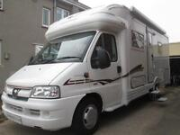 2004 AUTOCRUISE STARBLAZER 4 BERTH, FIXED BED, REAR GARAGE, MOTORHOME FOR SALE