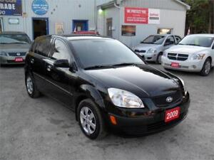 2009 Kia Rio Rio5 EX\MUST SEE\SERVICED &MAINTAINED| 157 KM