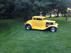 Must sell moving! 31 Ford five window ford Coupe
