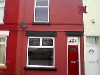 Refurbished 2 bedroomed property 202 cleveland street birkenhead close to hamilton square