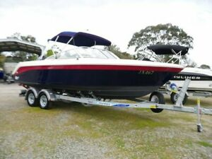 2002 Cruise Craft RESORT 600