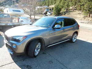 2012 BMW X1 x drive 28.i Turbo SUV, Crossover