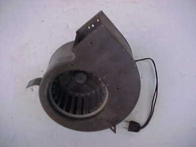 Gould Electric Motor With Squirrel Cage Blower Assembly 115v .8av