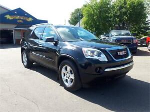 GMC ACADIA AWD 2011 * 7 PASSAGERS * MAGS * 418-932-6595