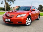2008 Toyota Camry ACV40R Altise Red 5 Speed Automatic Sedan Mawson Lakes Salisbury Area Preview