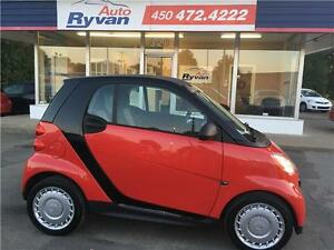 2015 Smart fortwo Pure NAVIGATION SEIGES CHAUFF 23,000KM