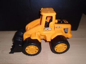 JCB car size medium,new without box-can post
