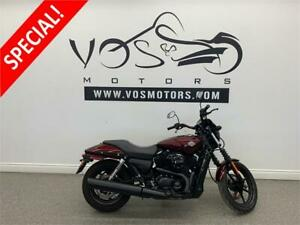 2015 Harley Davidson 500 - V3503 - No Payments For 1 Year**