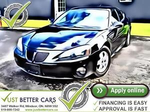 2006 PONTIAC GRAND PRIX  with Leather @ www.justbettercars.ca