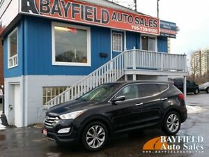 2013 Hyundai Santa Fe 2.0T AWD Premium **Leather/Sunroof/Rev Cam