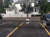 Downtown Parking Stalls Available for Rent