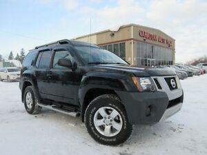 2012 Nissan Xterra 4X4, ALLOYS, ONLY 54K!