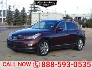 2011 INFINITI Ex35 AWD LIMITED Leather,  Heated Seats,  Back-up