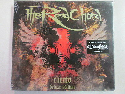 THE RED CHORD CLIENTS DELUXE EDITION NEW S/S CD METAL BLADE AMERICAN HEAVY METAL
