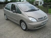 CITROEN PICASSO 1.8 2003 EXCLUSIVE